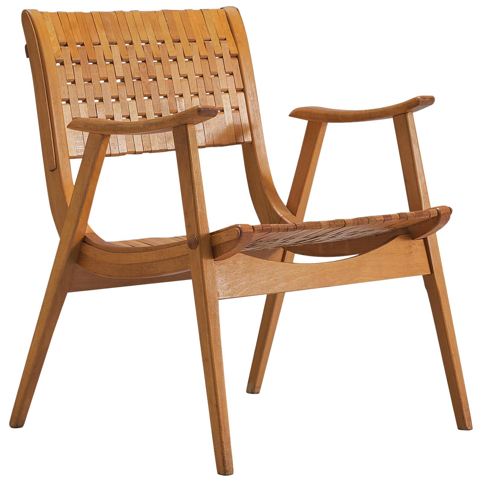 Erich Dieckmann Bauhaus Armchair