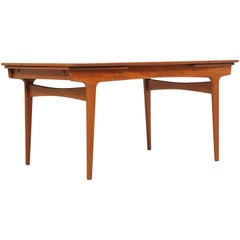 Erik Buch Dining Table for Funder-Schmidt & Madsen
