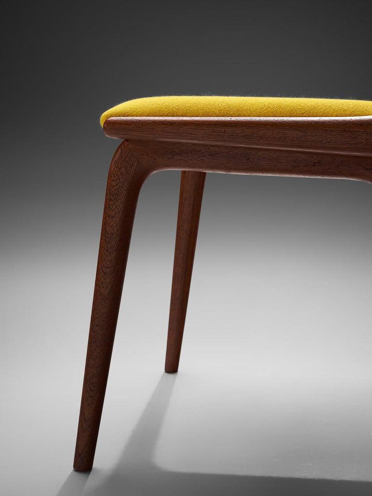 'Boomerang' Chairs in Teak by Alfred Christensen 1