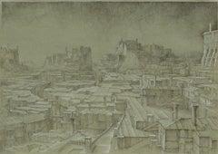 Imaginary Cityscape