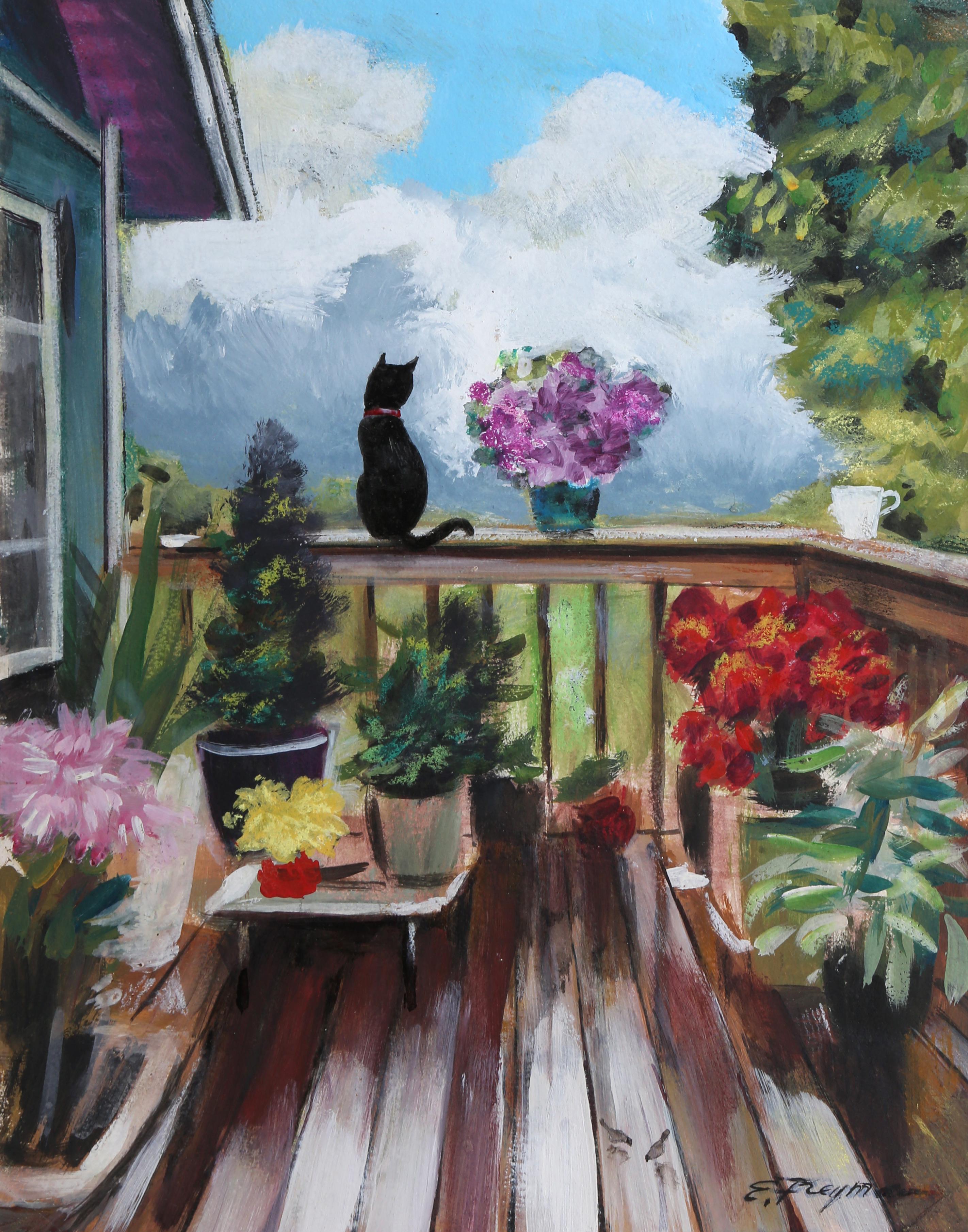 Summer on my Deck