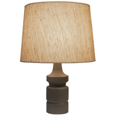Erik Höglund Table Lamp in Solid Pine, 1960s