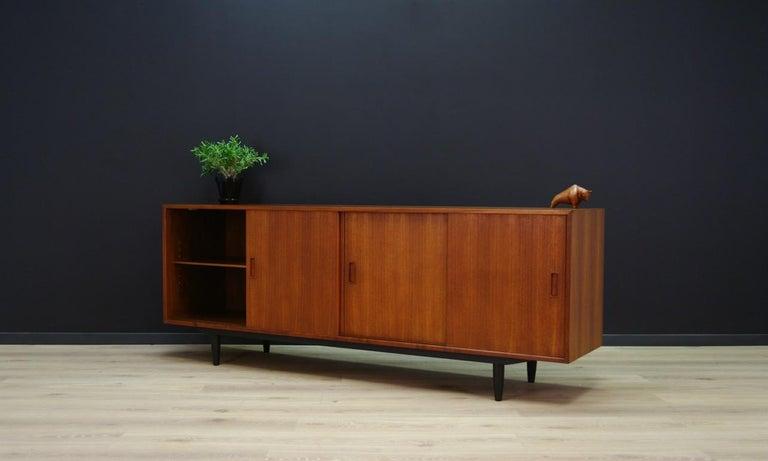 Erik Jensen Sideboard Teak Danish Design For Sale 6