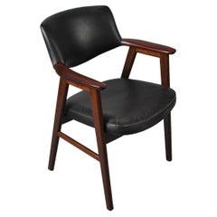 Erik Kirkegaard Chair, Midcentury Danish