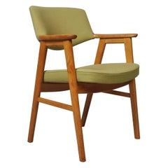 Erik Kirkegaard Oak Desk Chair
