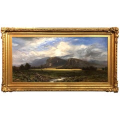 Clouds in the Moat Mountains