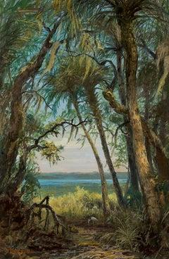 Erik Koeppel, Morning Light, Myakka, FL