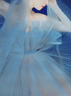 Giambattista Valli Blue, Archive – Erik Madigan Heck, Fashion, Woman, Fairy
