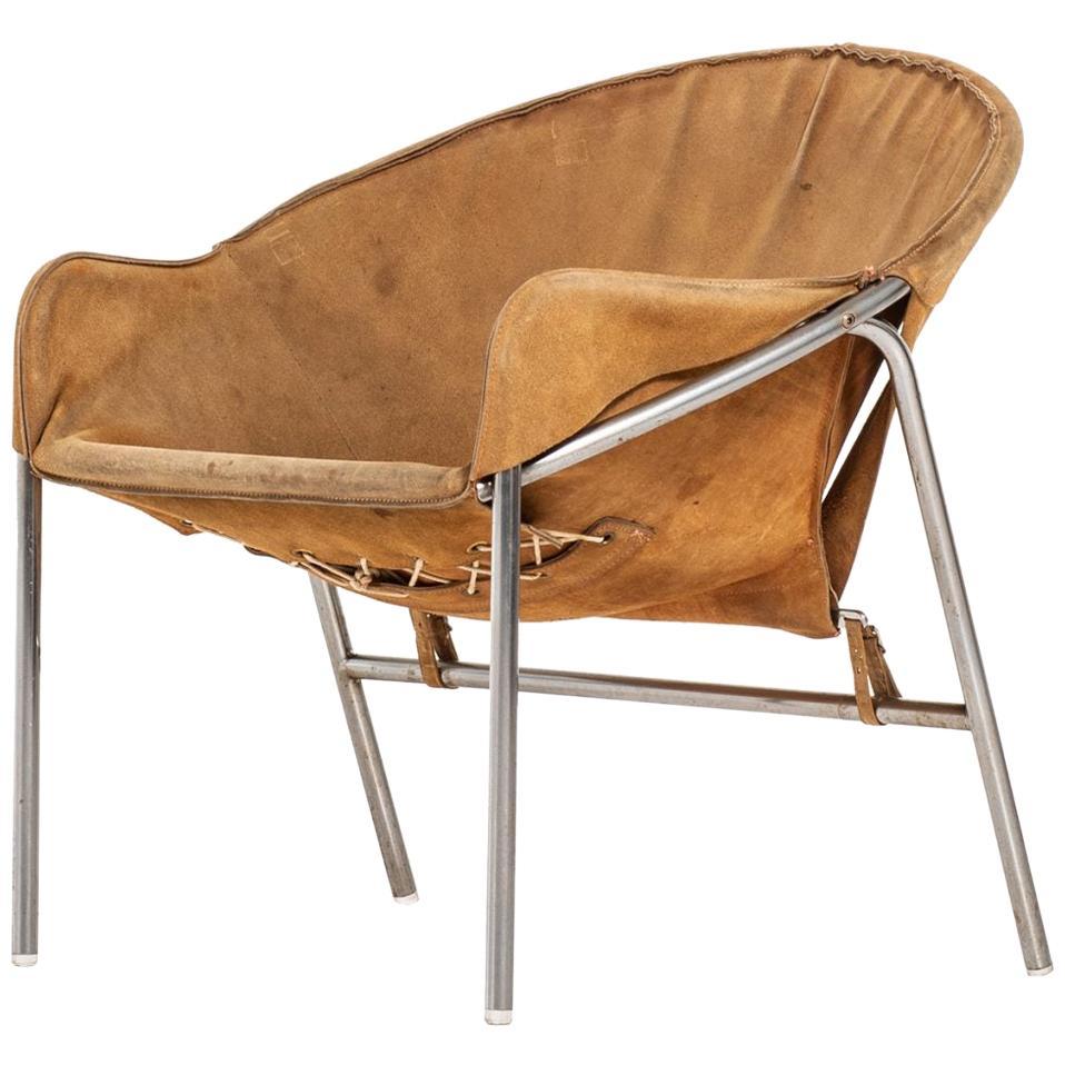 Erik Ole Jørgensen Easy Chair Model BO 361 Produced by Bovirke in Denmark
