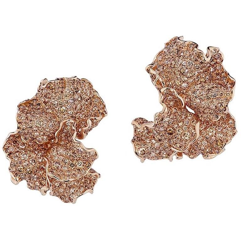 Erith Earrings by Neha Dani For Sale