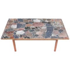 "Erling Viksjø Terrazzo ""Conglo"" Table"
