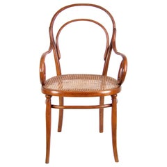 Erly Armchair Thonet Nr.8, 1A Label