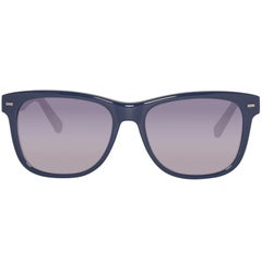 Ermenegildo Zegna Mint Unisex Blue Sunglasses EZ0028 5492B 54-16-138 mm