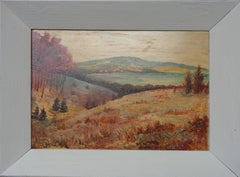 Landscape Oil Painting Attributed Ernest Albert American ImpressionistSalmagundi