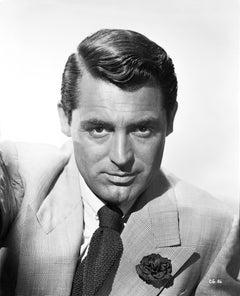 Cary Grant Piercing Gaze Fine Art Print