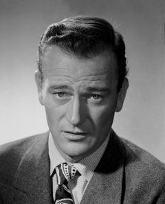 John Wayne Handsome Headshot Fine Art Print