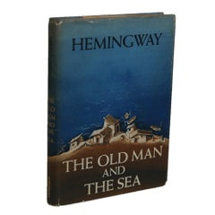 Ernest Hemingway's The Old Man and the Sea, First Edition 1952