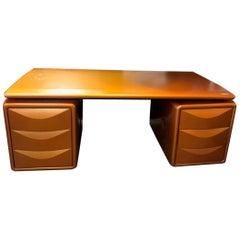 Ernest Igl Limited Edition Mid Century Modern Jet Desk