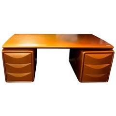Ernest Igl Limited Edition Mid-Century Modern Jet Desk