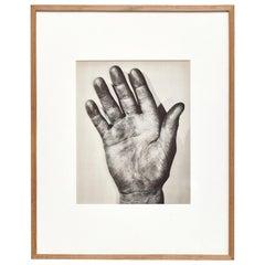 Ernest Koehli, Black and White Right Hand Photogravure Plate