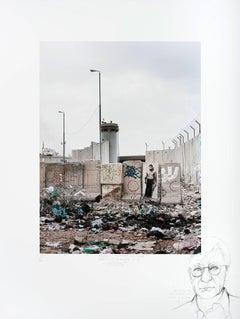 Parcours Mahmoud Darwich Checkpoint Qalandia - 2009