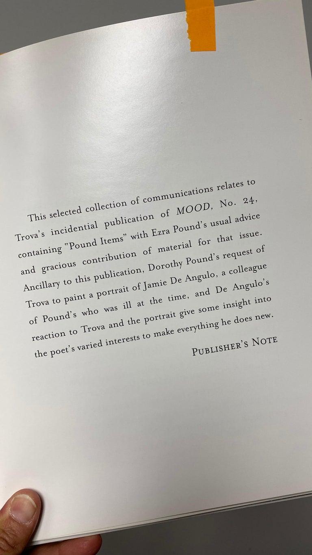 The Last Roman (for the poet, Ezra Pound) For Sale 7