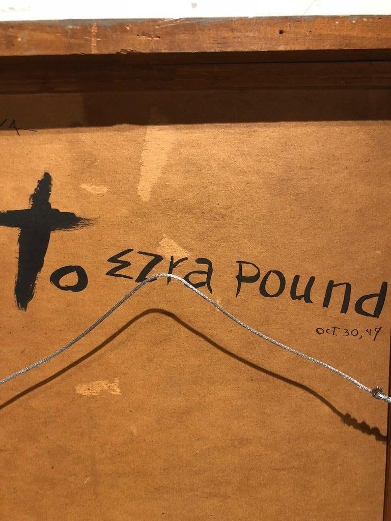 The Last Roman (for the poet, Ezra Pound) For Sale 3