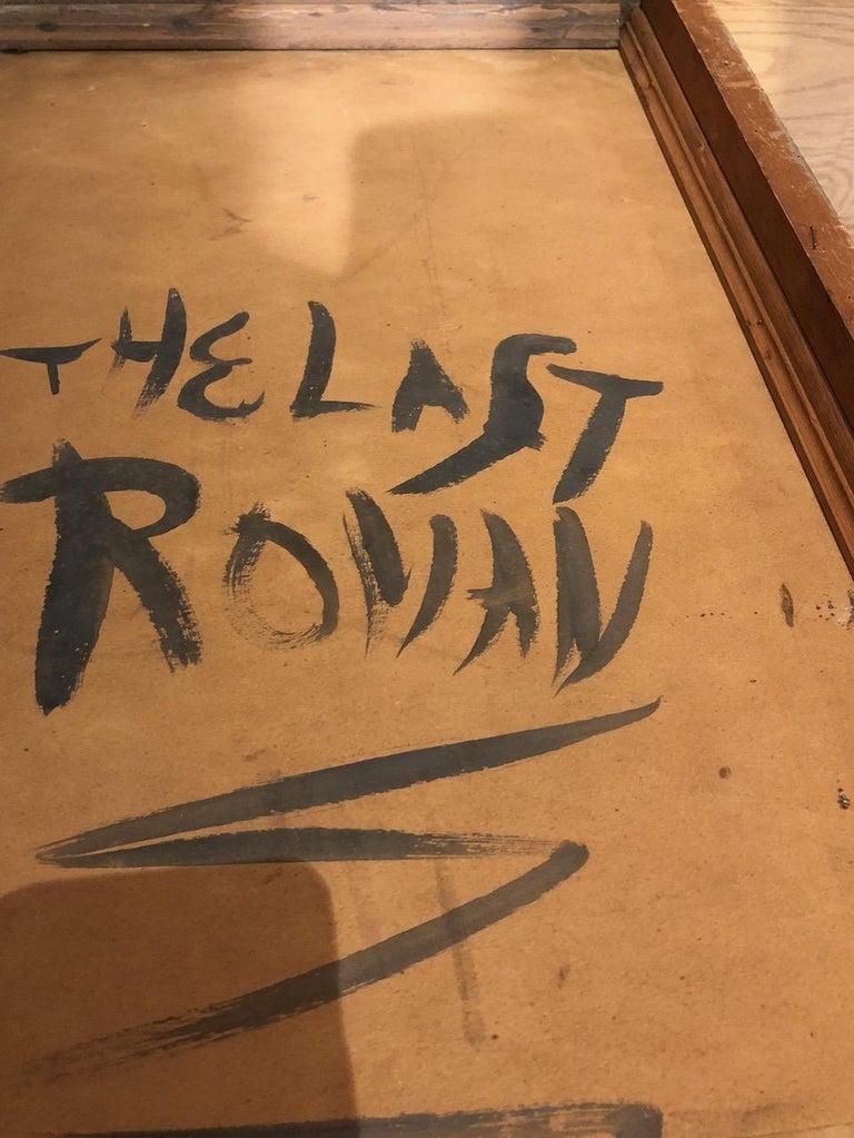The Last Roman (for the poet, Ezra Pound) For Sale 4