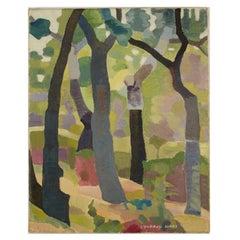 Ernest Yarrow-Jones, Mysterious Woods