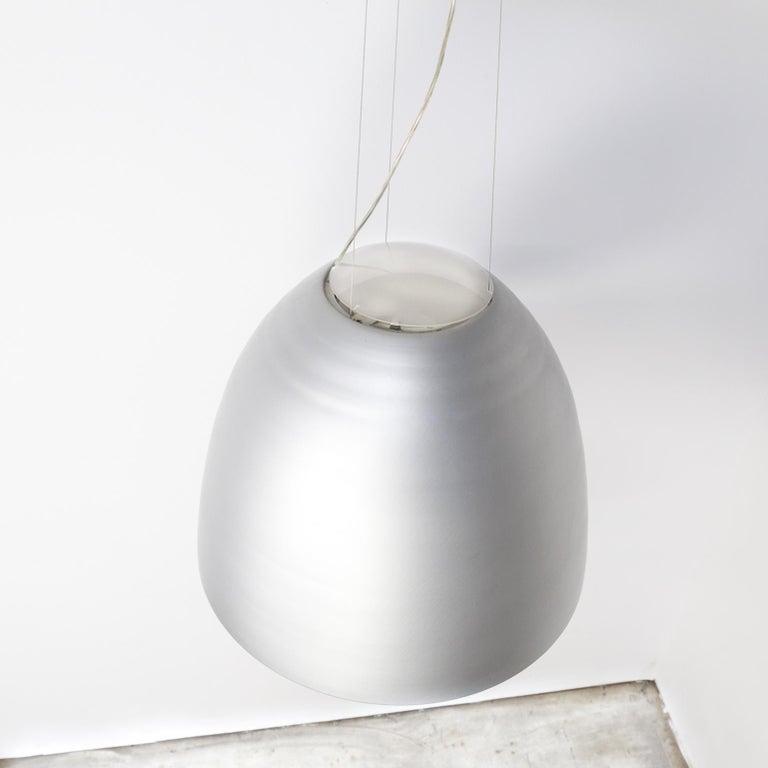 Ernesto Gismondi 'NUR' Dimmable Hanging Lamp for Artemide For Sale 7