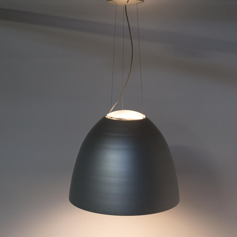 Italian Ernesto Gismondi 'NUR' Dimmable Hanging Lamp for Artemide For Sale