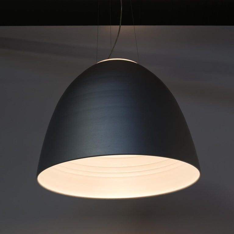 Ernesto Gismondi 'NUR' Dimmable Hanging Lamp for Artemide In Good Condition For Sale In Amstelveen, Noord
