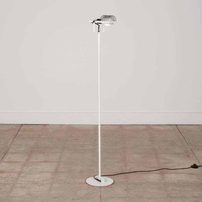 """Italian Ernesto Gismondi """"Sintesi"""" Floor Lamp for Artemide For Sale"""