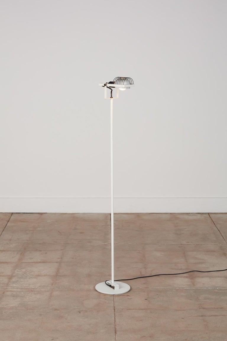 """Lacquered Ernesto Gismondi """"Sintesi"""" Floor Lamp for Artemide For Sale"""