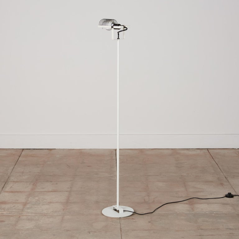 "Ernesto Gismondi ""Sintesi"" Floor Lamp for Artemide In Excellent Condition For Sale In Los Angeles, CA"