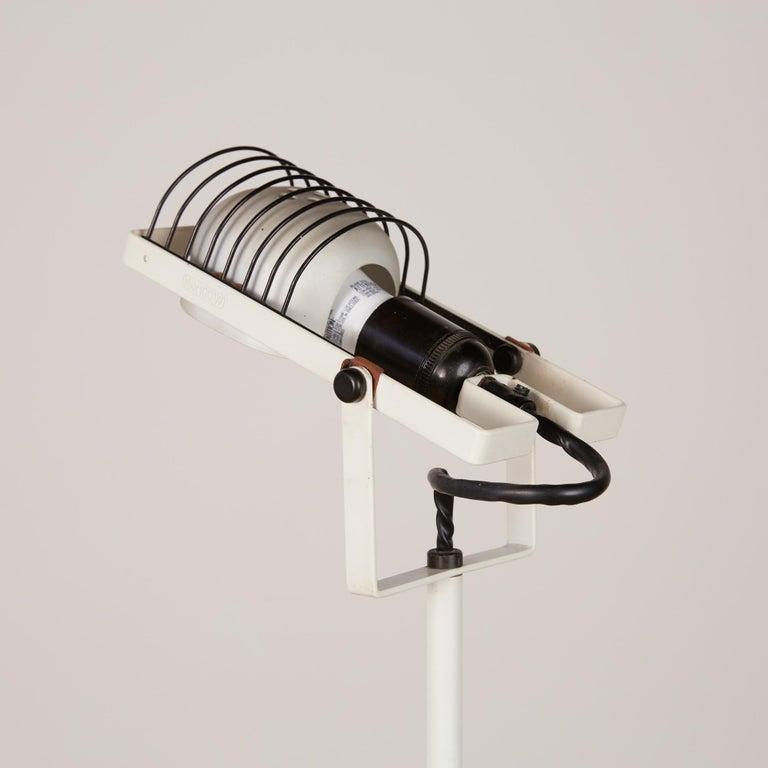 """Late 20th Century Ernesto Gismondi """"Sintesi"""" Floor Lamp for Artemide For Sale"""