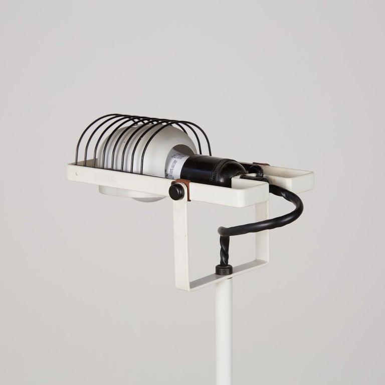 "Metal Ernesto Gismondi ""Sintesi"" Floor Lamp for Artemide For Sale"