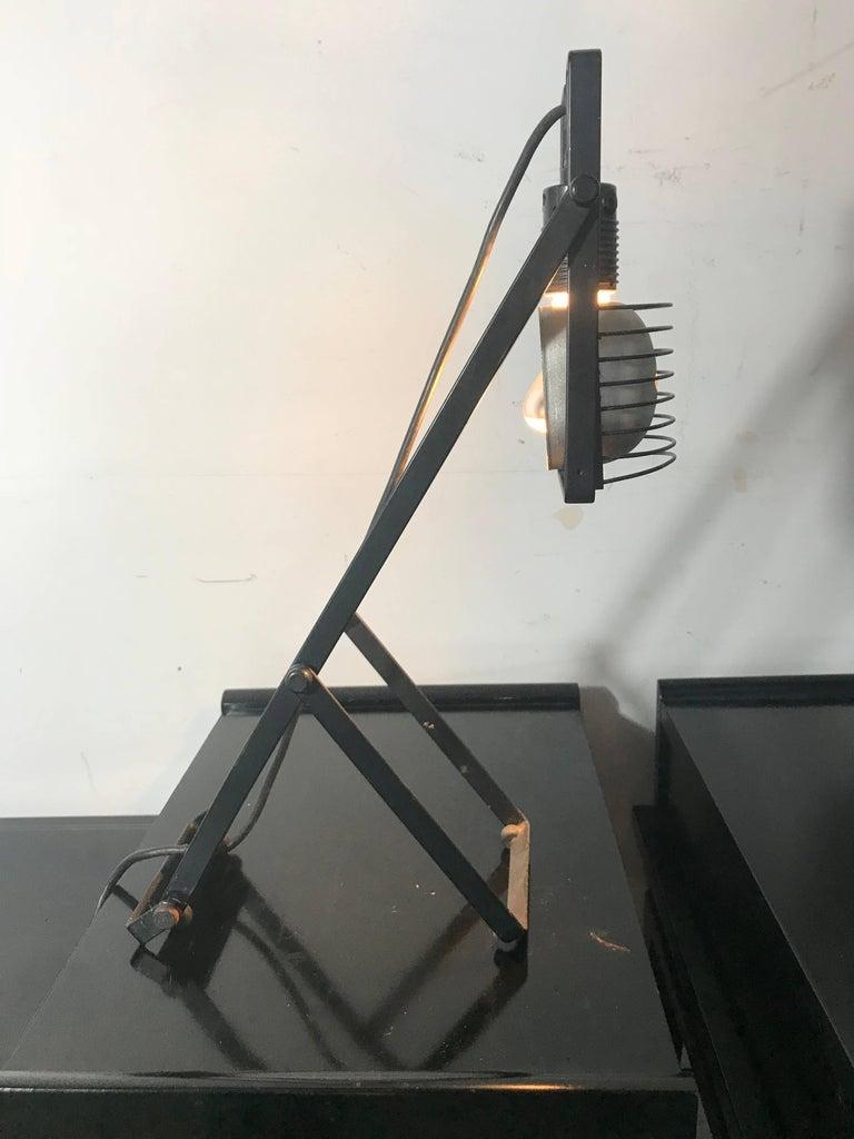 Post-Modern Ernesto Gismondi Sintesi Table or Desk Lamp, Artemide For Sale
