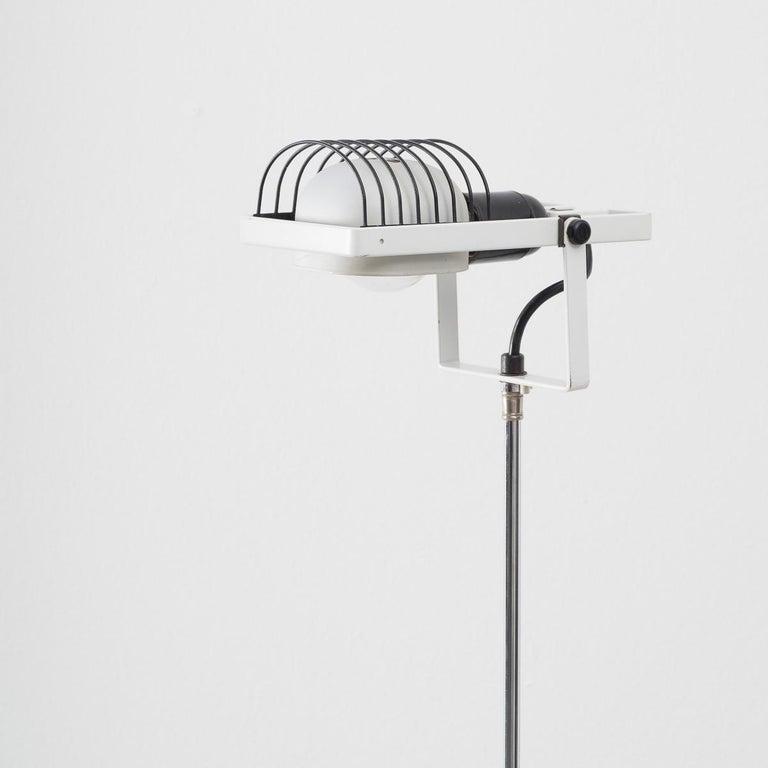 Italian Ernesto Gismondi Tripod Sintesi Lamp For Sale