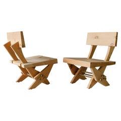 Ernesto Gomez Gallardo Mid-Century Modern Chairs