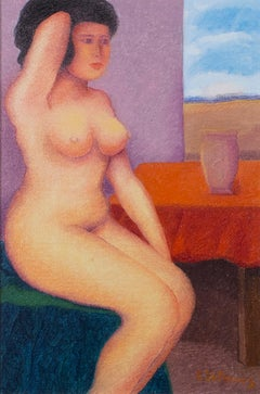 Jute Nude Paintings
