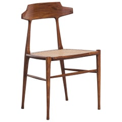 Ernesto Hauner Caviuna Chair, Brazilian Midcentury Design, 1950