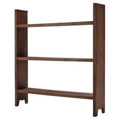 Ernesto Valabrega Small Bookcase in Oak