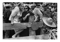 Marilyn Monroe and Paula Strasberg, Black and White Celeb Portrait Photography