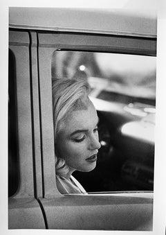 Marilyn Monroe in The Misfits by Ernst Haas, gelatin silver print