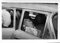 Marilyn Monroe Laughing by Ernst Haas, gelatin silver print