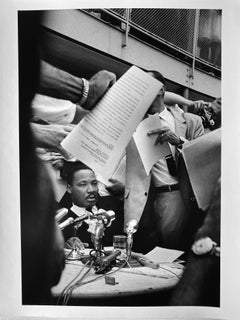Martin Luther King, Portrait by Master of 20th Century Photography