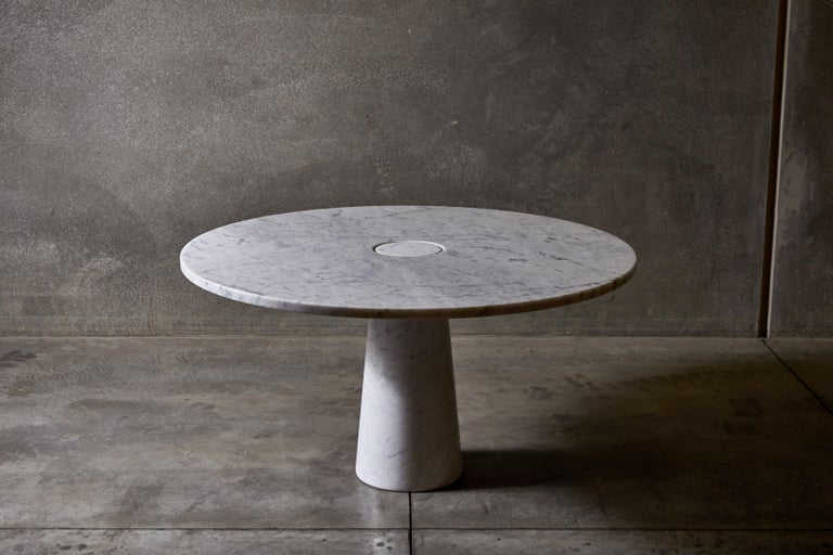 Eros Table by Angelo Mangiarotti for Skipper In Good Condition For Sale In Los Angeles, CA