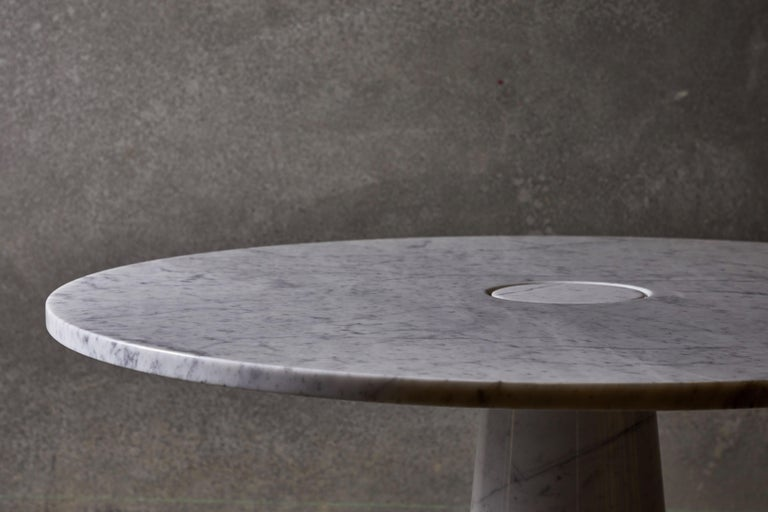 Late 20th Century Eros Table by Angelo Mangiarotti for Skipper For Sale