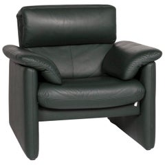 Erpo Leather Armchair Green Function Relax Function